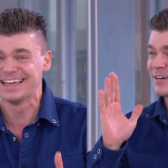 """Tomasz Niecik w TVN-ie: """"Zgasiłem kiedyś panią z krzywymi zębami"""""""
