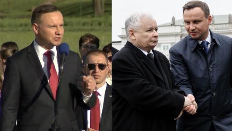 Duda Chcę wyrywać Polskę z rąk elit i oddać obywatelom Jestem waszym prezydentem