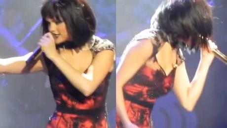 Selena Gomez NIE UMIE śpiewać z playbacku