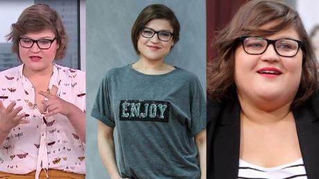 Dominika Gwit i jej walka z otyłością