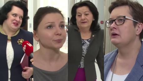 Seksizm i chamstwo w Sejmie Poziom prostactwa jest tak wysoki że nie wiadomo jak reagować