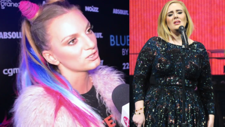 Sarsa chce być jak Adele w Skyfall Uda się