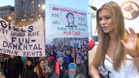 Krupa wspiera Polki Powinnyśmy same decydować o swoim życiu Jestem za kobietami