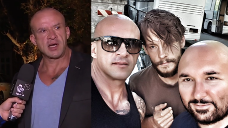 Oświeciński o roli w Pitbullu Marcin jest opóźnionym gościem chciałbym żeby wszyscy go lubili a nie współczuli że jest debilem