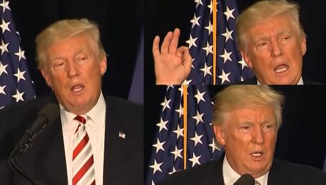 Trump o podtapianiu przesłuchiwanych Rozumiem że to nie jest miłe ale sprawdzało się