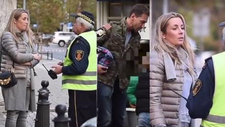 Karolina Ferenstein Kraśko próbuje nie zapłacić mandatu