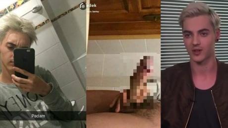 Pestka o pokazaniu penisa Mogło się zdarzyć każdemu