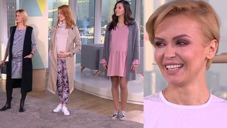 TVN promuje ciążowy styl Lewandowskiej