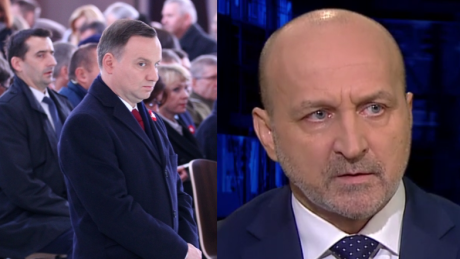 Marcinkiewicz Pan prezydent jest pod butem Jarosława Kaczyńskiego
