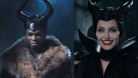 50 Cent zastąpił Angelinę Jolie w Maleficent