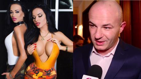 Wróżbita Maciej komplementuje siostry Godlewskie Cipią seksapilem i kipią seksualnością
