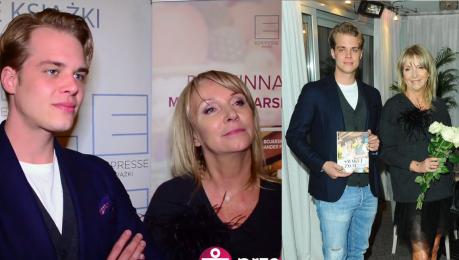 Syn Bojarskiej Ferenc promuje się na salonach i krytykuje Polska kuchnia jest tłusta i ciężka