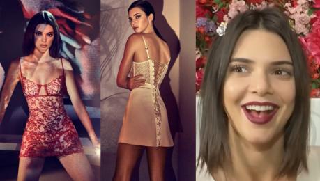 Kendall Jenner Uwielbiam pokazy bielizny Świetna zabawa móc się rozbierać