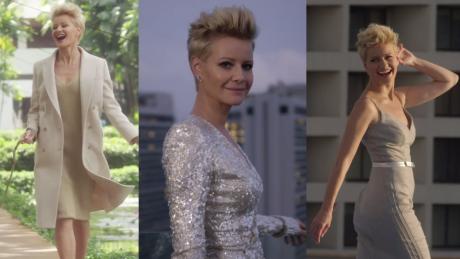 Szeroki uśmiech Kożuchowskiej w najnowszej kampanii perfum