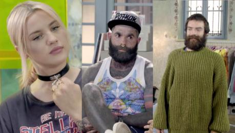 TTV promuje nowy program Gilon Ludzie plują na mnie Scena jak z horroru