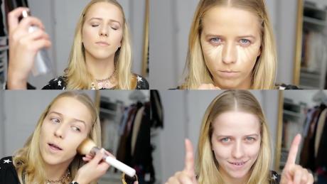 Jessica Mercedes pokazuje jak maluje się kosmetykami za 2500 złotych