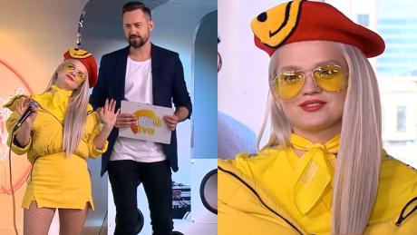 Margaret promuje nowy album w TVN ie Lubię starszych facetów