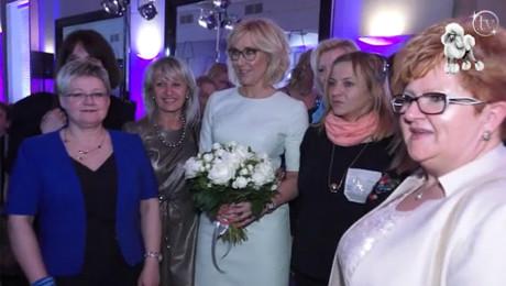 Młynarska na finale plebiscytu 3 razy ONA