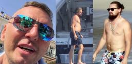 PUDELEK W CANNES Zmęczony Gojdź Byłem na jachcie u Leonarda DiCaprio