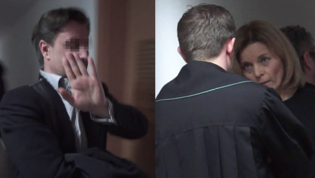 Foremniak spotkała się w sądzie z psychofanem