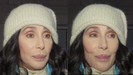 Cher krytykuje Trumpa Nie płakałam po wyborach byłam po prostu zła