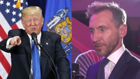 Kraśko o Trumpie Samotny szeryf miliarder wchodzi do Białego Domu Nikomu nic nie zawdzięcza