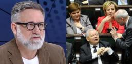 Saramonowicz uderza w PiS Kaczyński i pomagierzy którzy są podnóżkami SUŁTAN MÓWI CO JEST DOBRE