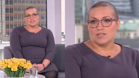 Zachorowała na raka w ciąży Można pogodzić ciążę i chorobę Jestem po siódmej chemii za tydzień poród