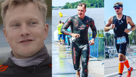 Wesołowski startuje w ultramaratonie Przebiegnie 100 kilometrów