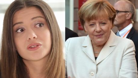Miriam Shaded o Merkel Skoro zaprasza tylu młodych mężczyzn to może szykuje sobie armię