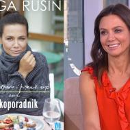"""Rusin o nowej książce: """"Wcale nie napisałam jej szybko, ma 400 stron. Odpowiedzi, jak pięknie żyć, szukam od lat!"""""""