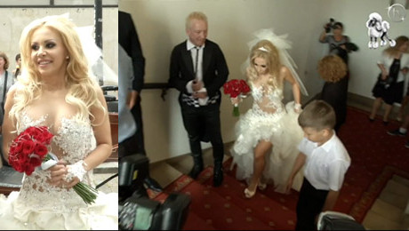 Suknia ślubna za 27 tysięcy