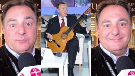 Robert Makłowicz o aferze w Opolu Czy Jacek Kurski będzie tam śpiewał No jeśli potrafi to fantastycznie