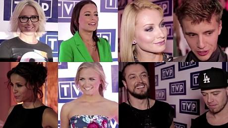Gwiazdy na prezentacji jesiennej ramówki TVP