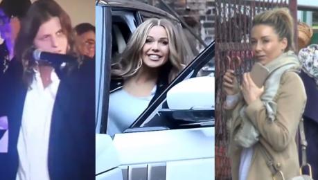 Najpopularniejsze filmy paparazzi 2017 ZMĘCZONY Woźniak Starak Doda w aucie za pół miliona czy Rozenek parkująca na przystanku