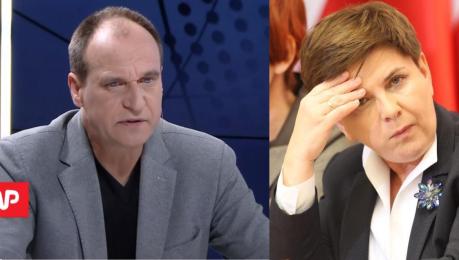Kukiz krytykuje Szydło Powinna być z niepełnosprawnymi w Sejmie OD RANA DO NOCY
