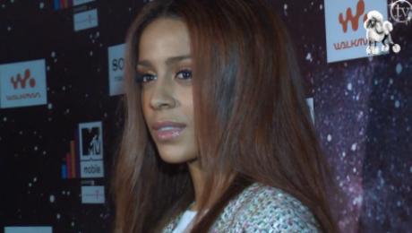 Seksowna Ola Szwed na imprezie MTV