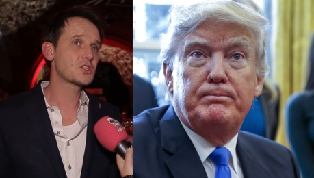 Pascal Brodnicki o decyzjach Trumpa To niesprawiedliwe rozdzielać rodziców z dziećmi
