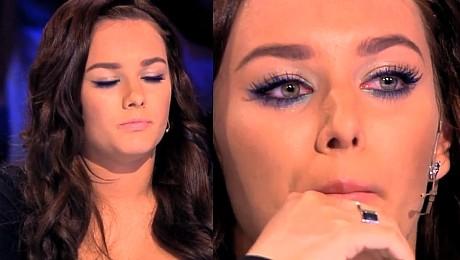 Farna ZNOWU PŁACZE w X Factor
