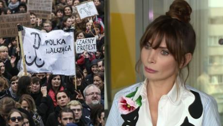 Dygant nawołuje do protestów Wciąż zbyt mało kobiet uczestniczy w marszach