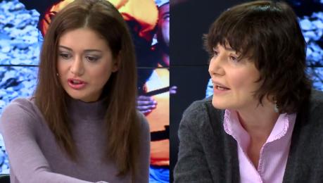 Miriam i Szczuka kłócą się o uchodźców Sprowadza pani ludzi którzy się rozpłynęli w powietrzu