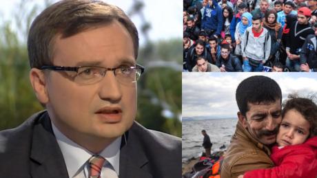 Ziobro Był plan utworzenia w Polsce obozów dla uchodźców Na terenie byłego ZSRR