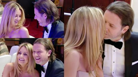 Radzio i Małgonia flirtują podczas finału Projektu Lady