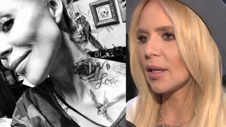 Sablewska Jadę do Londynu ładować baterie Będzie nowy tatuaż na plecach