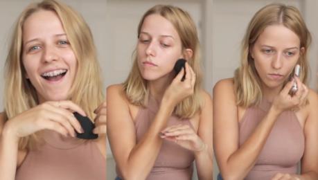 Mercedes znów pokazała jak się maluje Jej makijaż na co dzień ma… 9 warstw