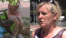 Obmacywał 9 latkę został przesłuchany i wypuszczony Matka Śledził ją i klepnął w tyłek