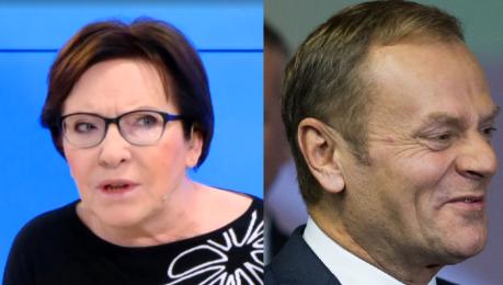 Ewa Kopacz zapewnia Donald Tusk wróci do świata polskiej polityki