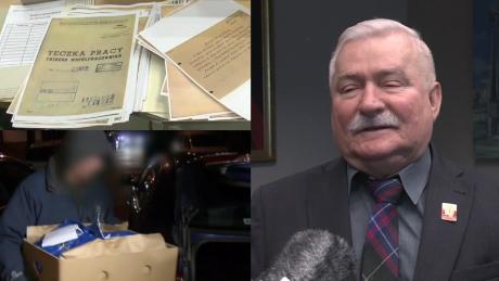 Jest nowa opinia grafologów o teczce Bolka Szczęśliwy Wałęsa Prawda musi zwyciężyć