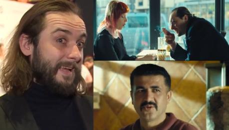 Michał Żurawski zagrał rasistę Nie jestem cukierkowym partnerem do rozmowy