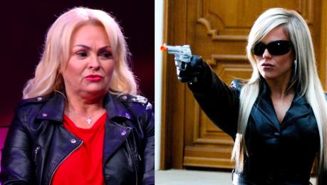 Królowa Polskiej Mafii porównuje się do Dody Obie jesteśmy ekstremalne Dodzia jest szalona